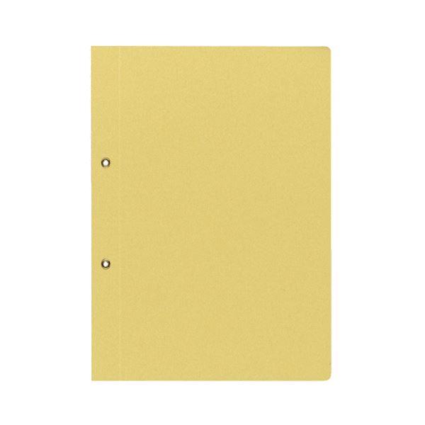 文具・オフィス用品 (まとめ) コクヨ 綴込表紙C クラフトタイプ B5タテ 2穴 業務用パック ツ-41 1パック(20組40枚) 【×4セット】