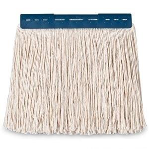 掃除用具 関連 (まとめ) テラモト FXモップ替糸(J)24cm 260g ブルー CL-374-421-3 1個 【×10セット】