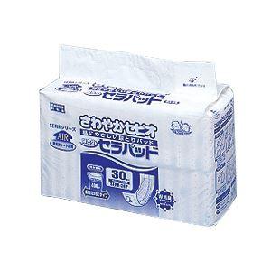 介護用品 関連 豊田通商 尿とりパッド さわやかセピオ セラパッド(30枚X8袋) ケース SERA-30PG