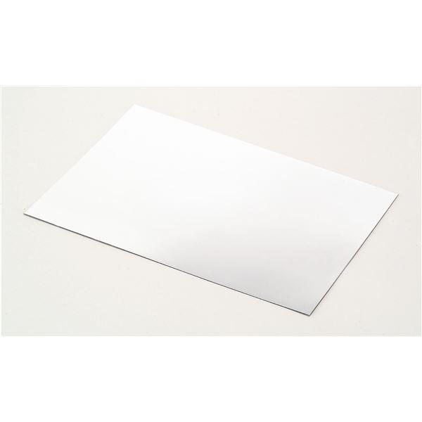 ホビー・エトセトラ 生活日用品 雑貨 (まとめ買い)ミラー工作紙 8切 1枚 【×30セット】