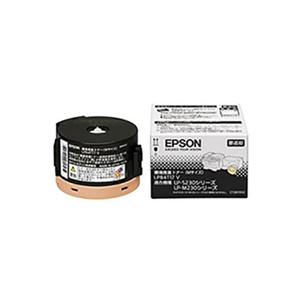 パソコン・周辺機器 【純正品】 EPSON(エプソン) LPB4T17V 環境推進 トナー Mサイズ