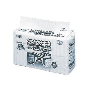 健康器具 豊田通商 尿とりパッド さわやかセピオ セラパッドワイド(30枚X8袋) ケース SERA-30WG