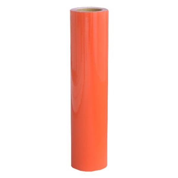インテリア・寝具・収納 壁紙・装飾フィルム 壁紙 関連 PC005オレンジ 500MMX25M【代引不可】