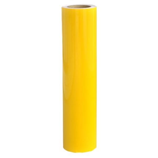 インテリア・寝具・収納 壁紙・装飾フィルム 壁紙 関連 PC006黄色 500MMX25M【代引不可】