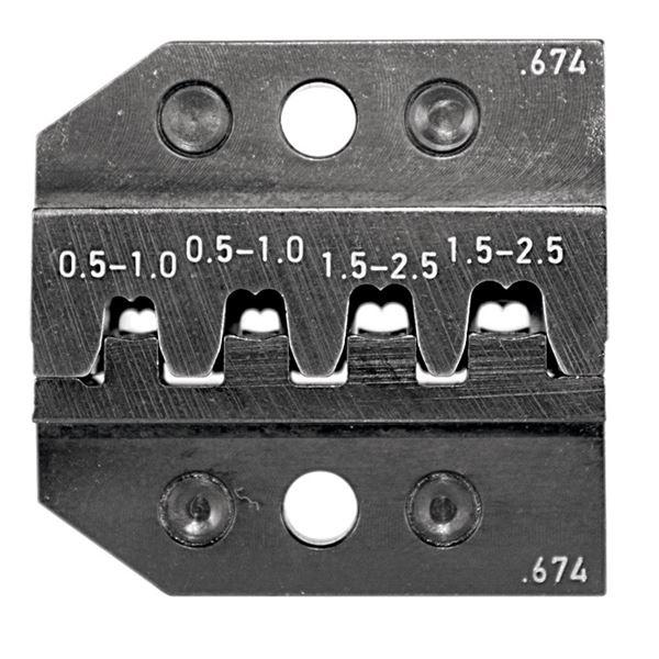 DIY・工具 手動工具 関連 RENNSTEIG(レンシュタイグ) 624 674 3 0 クリンピングダイス 624 674[ソケットコンタクト]