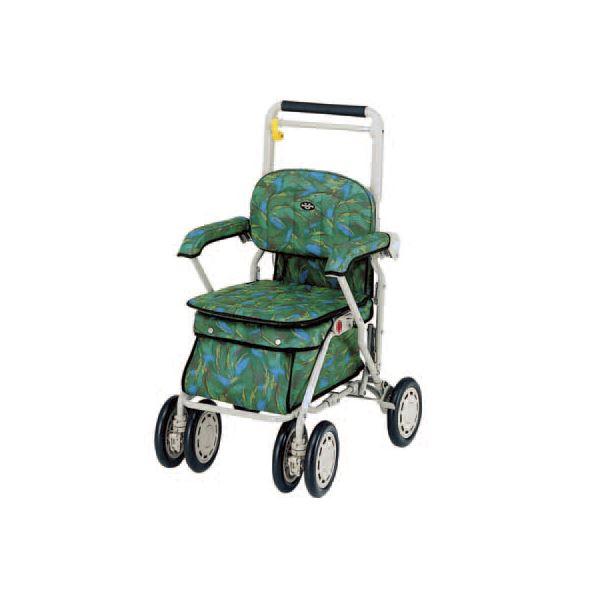 シルバーカー 象印ベビー シルバーカー サンホリデイU248 ピーコックグリーン 0232 SH248-033