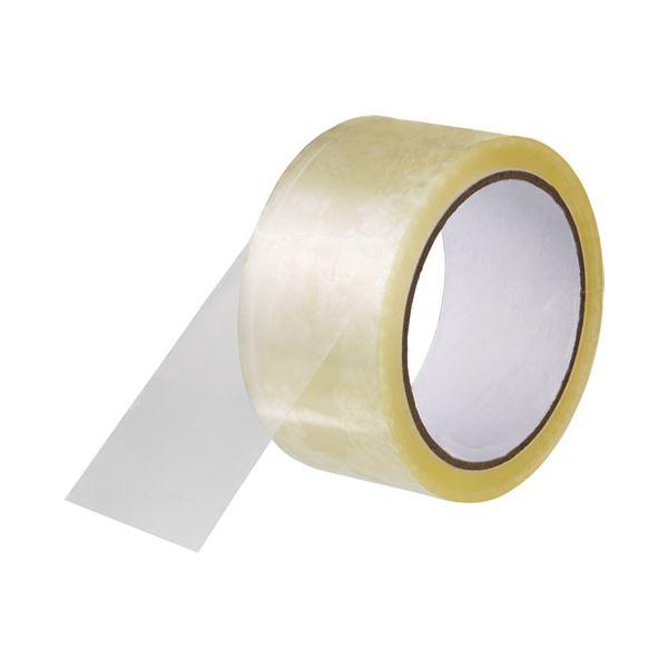透明梱包用テープ 50巻 B689J-50