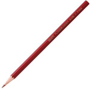 文具・オフィス用品 (業務用30セット) 三菱鉛筆 硬質色鉛筆 K7700.15 赤 12本 【×30セット】