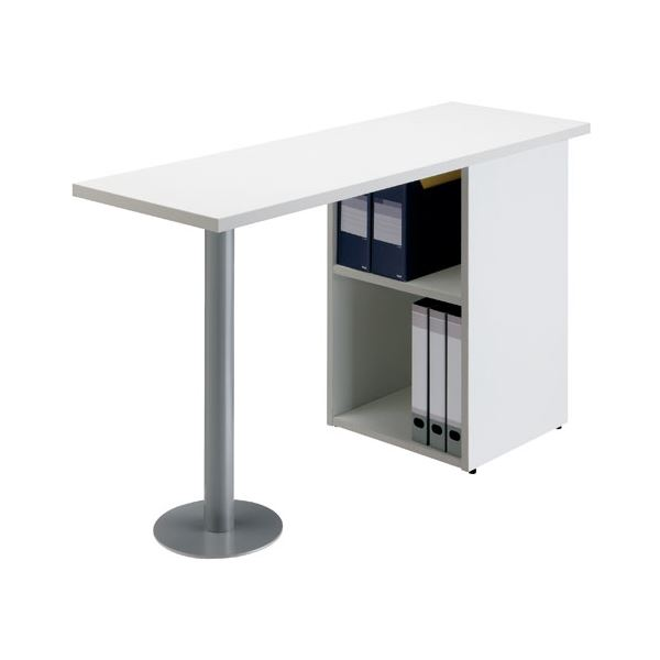 生活用品・インテリア・雑貨 サイドテーブル RFST-1240WJ2 ホワイト