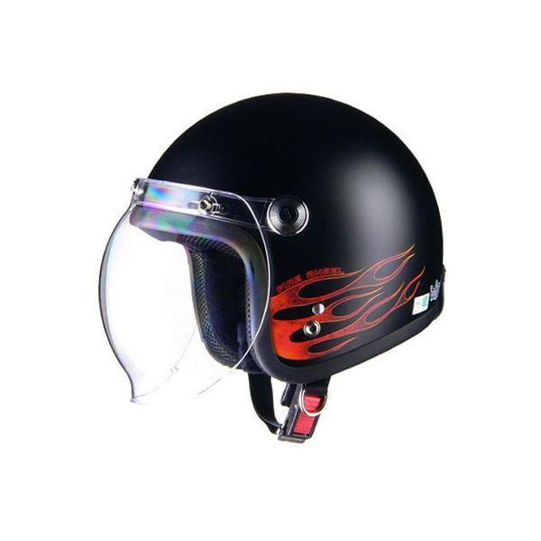 ヘルメット 関連商品 スモールジェット BC10 ファイアエンジェル フリー