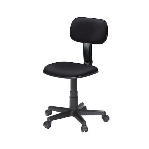 オフィス家具 オフィスチェア 高機能チェア 関連 事務イス C605 BK ブラック