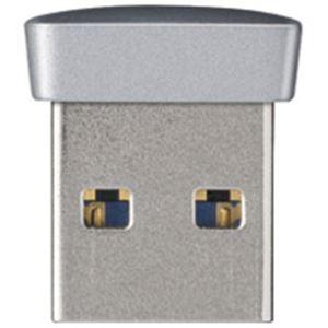 パソコン・周辺機器 (業務用3セット) BUFFALO(バッファロー) マイクロUSBメモリー32GB RUF3-PS32G-SV 【×3セット】