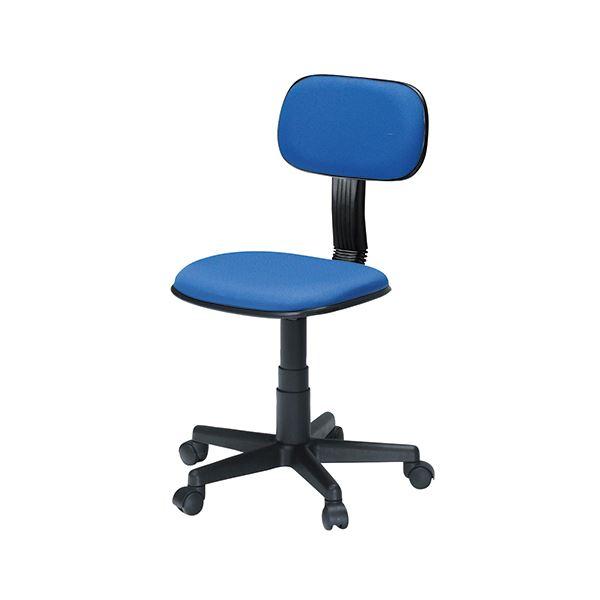 オフィス家具 オフィスチェア 高機能チェア 関連 事務イス C605 BL ブルー