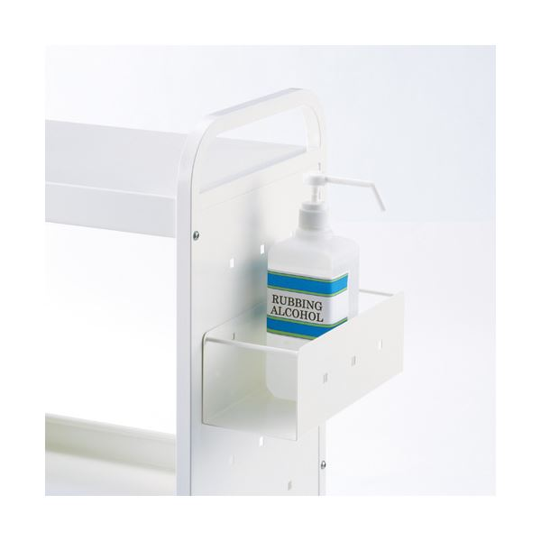 生活用品・インテリア・雑貨 (業務用10セット) トヨダプロダクツ ハンギングボックス HC-B ホワイト 【×10セット】