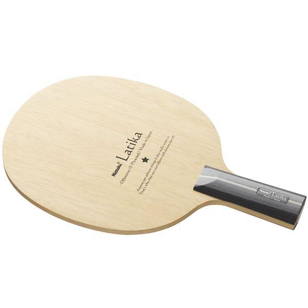 スポーツ用品・スポーツウェア関連商品 中国式ペンラケット LATIKA C(ラティカ 中国式)NE6412