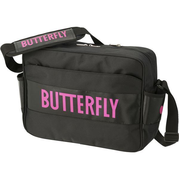 スポーツ用品・スポーツウェア バタフライ(Butterfly) 卓球バッグ スタンフリー・ショルダー 62870 ロゼ