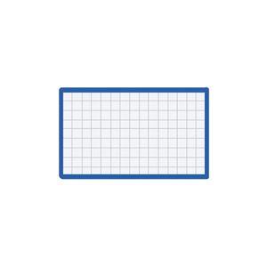 (まとめ) コクヨ マグネット見出し 43×74×1.2mm 青 マク-403B 1個 【×30セット】