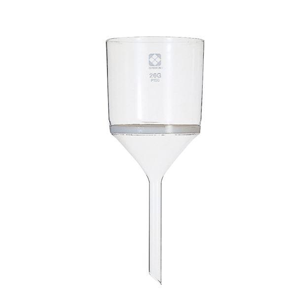 科学・研究・実験 関連商品 ガラスろ過器 26G ブフナロート形 26GP16