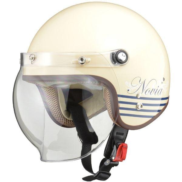 ヘルメット 関連商品 スモールロージェット NOVIA LTER.IV フリー