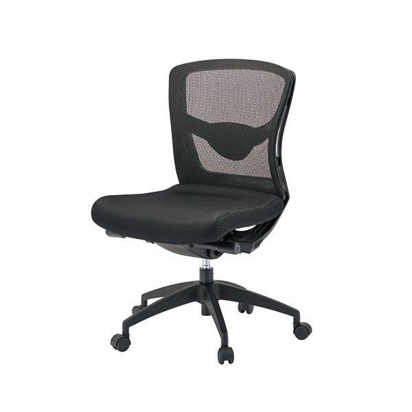 オフィス家具 オフィスチェア 高機能チェア 関連 事務イス FN-L8M BK メッシュバック