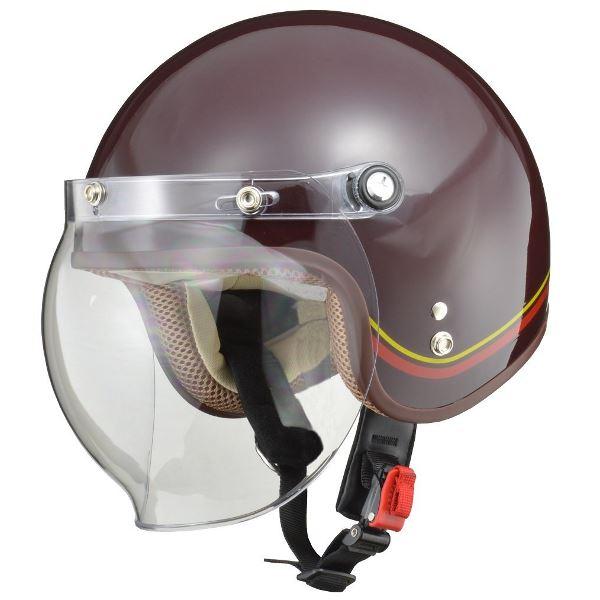 ヘルメット 関連商品 スモールロージェット NOVIA LINE.BR フリー