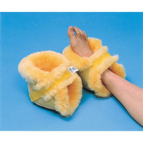 健康器具 ウィズ 床ずれ防止用具・体位変換器 ナーシングラック (2)かかとあて(2ヶ1組) NR-07