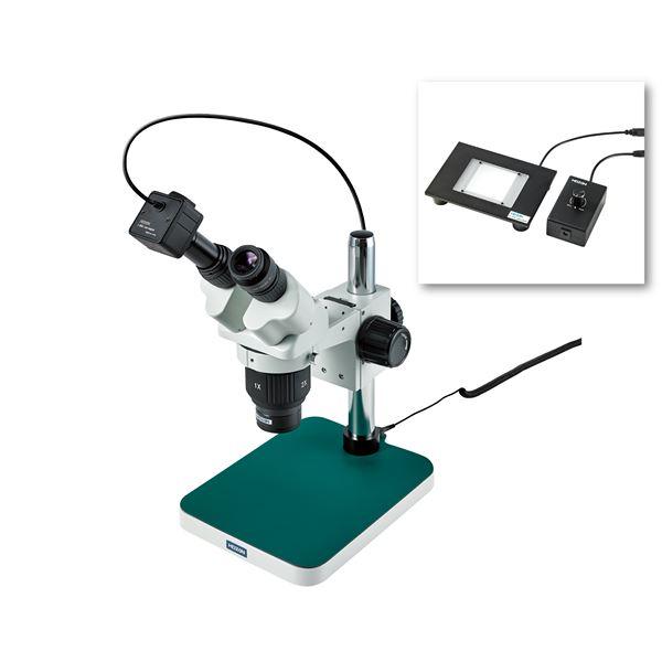 キッズ 教材 自由研究・実験器具 関連 【ホーザン】実体顕微鏡 L-KIT546