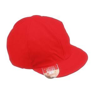 生活用品・インテリア・雑貨 (業務用セット) 銀鳥産業 赤白帽子兼用 AS-T3 1個入 【×10セット】