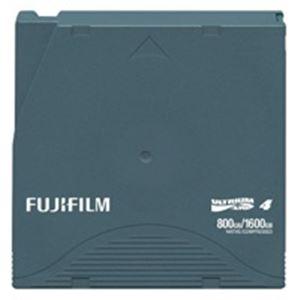 パソコン・周辺機器 (業務用5セット) 富士フィルム(FUJI) LTO カートリッジ4 LTOFBUL4 800GU 【×5セット】