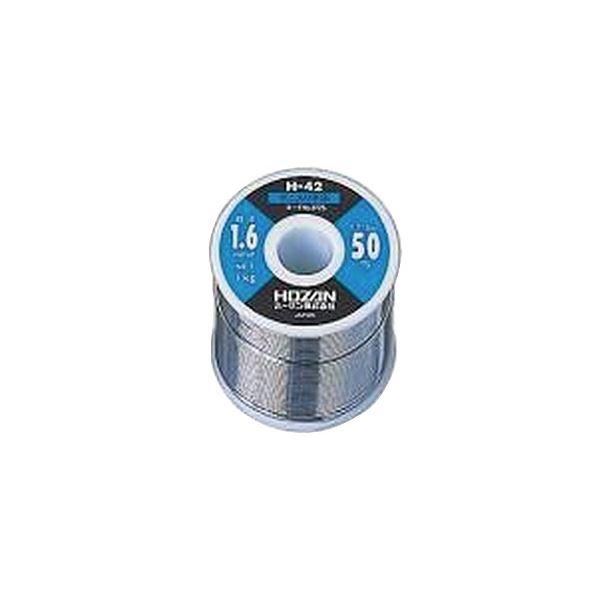 DIY・工具 手動工具 関連 HOZAN H-42-3725 ハンダ(1KGX1.6・SN50%)