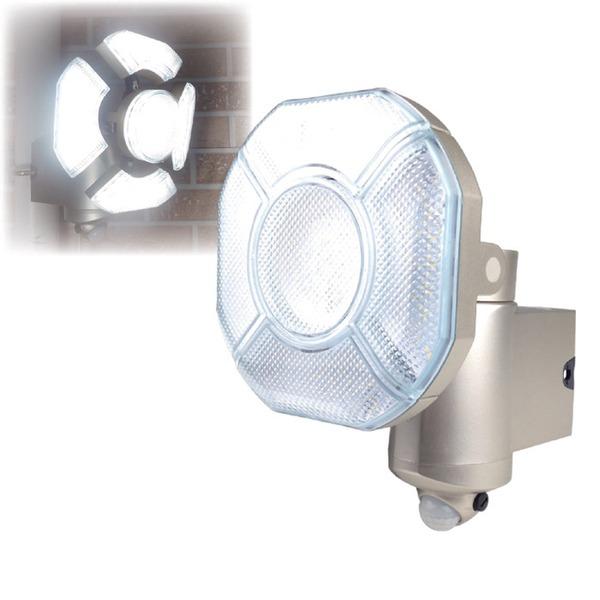 日用品雑貨・文房具・手芸 関連 全方向式 LEDセンサーライト