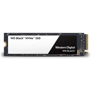パソコン・周辺機器関連 WESTERN DIGITAL(SSD) WD Black NVMeシリーズ SSD 500GB PCIe Gen3 8Gb/s、up to4lanes M.2 2280 国内正規代理店品