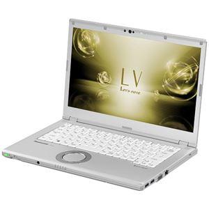 ノートPC関連 パナソニック Let's note LV7 法人(Corei5-8350UvPro/8GB/SSD256GB/W10P64/14.0FullHD/電池S)