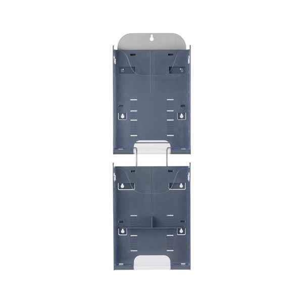 インテリア・寝具・収納 オフィス家具 関連 パンフレットケース PF-C102-GR