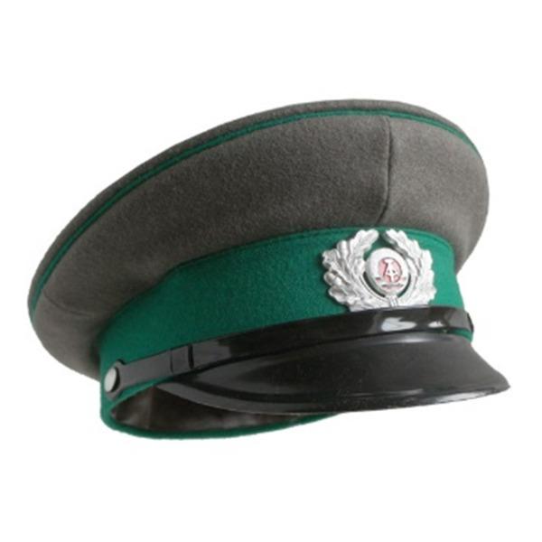 東ドイツ軍放出国境警備隊制帽 デットストック 55cm