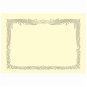 生活日用品 (業務用5セット) ジョインテックス OA賞状用紙クリーム縦書用A3 100枚N148J-10