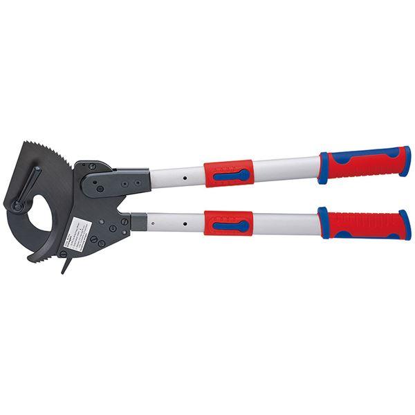 DIY 工具 手動工具 切断工具 カッター スポーツ レジャー DIY 工具 カッター 関連  9532-060 ケーブルカッター(ラチェット式) 680MM