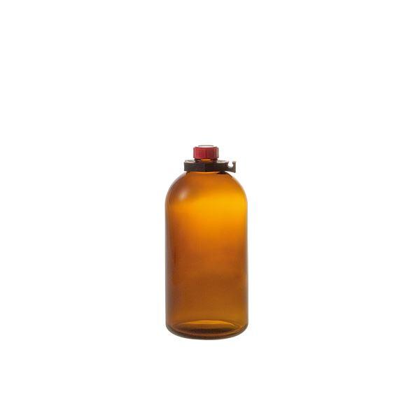 科学・研究・実験 関連商品 丸びん 茶褐色 リビューレット用 1L