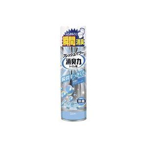 アロマ・芳香剤・消臭剤 (業務用20セット) エステー トイレの消臭力スプレー アクアソープ 6本 【×20セット】