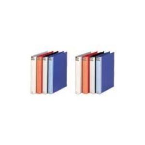 ファイル・バインダー クリアケース・クリアファイル 関連 (業務用30セット) マルマン ダブルロックファイル30 F949R-02 A4 青 【×30セット】