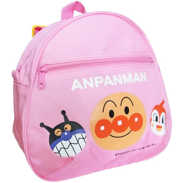 スポーツバッグ バックパック・リュック 関連 ファッション関連商品 アンパンマンDバッグ リュック【キッズ】【2個セット】【ピンク】