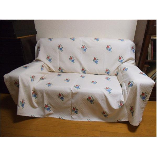 インテリア・寝具・収納 ソファ・ソファベッド ソファ 関連 マルチカバー ソファーカバー ベッドカバー オロペサ 200×200cm