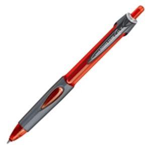 文房具・事務用品 筆記具 関連 (業務用200セット) 三菱鉛筆 パワータンク07 SN200PT0715 赤 【×200セット】