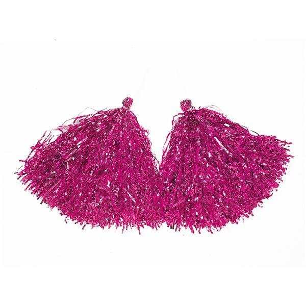 最新デザインの ホビー 関連 便利 日用品 (まとめ買い)ポンポン 2個組 ピンク 【×30セット】, 美嚢郡 24968a27