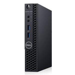 ノートPC関連 DELL OptiPlex 3060 Micro(Win10Pro64bit/4GB/Corei3-8100T/500GB/No-Drive/VGA/1年保守/Personal 2016)