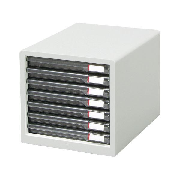 レターケース 関連商品 アイリスオーヤマレターケーススリム 7段 ライトグレー L-7SR