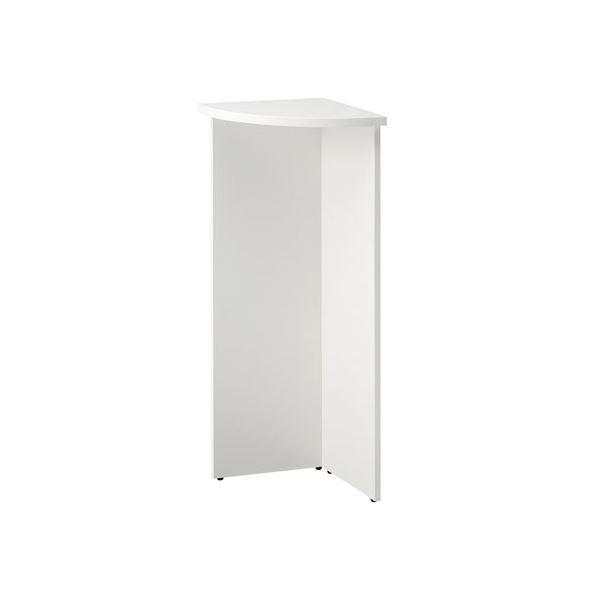 インテリア・寝具・収納 オフィス家具 関連 ハイコーナーカウンター BF-H-90 W4/W4