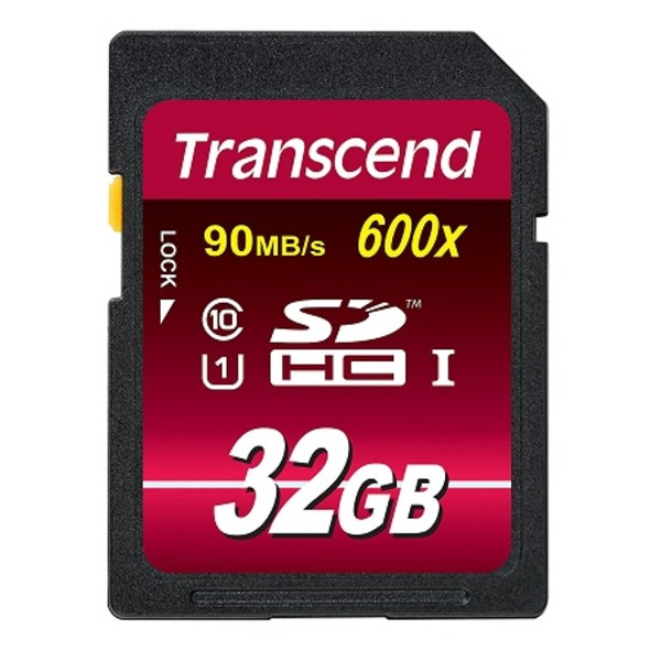 SDカード関連 トランセンド 32GBSDHCカード 5枚セット TS32GSDHC10U1-5P