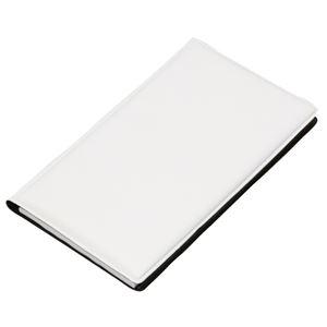 生活日用品 雑貨 (まとめ買い)手帳型付箋セット 白 【×30セット】