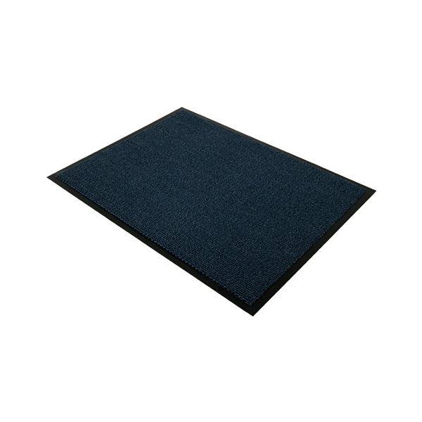 生活用品・インテリア・雑貨 ドアマット 49120DCBLV 1200×900mm 青